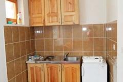 Apartmani Cvoro kuhinja