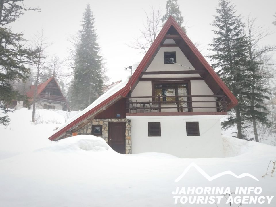 Vikendica-Čakar-Jahorina